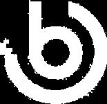 b white